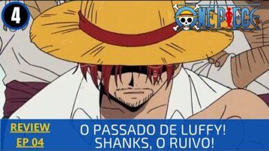 Foto de REVIEW: One Piece 1X04 – O Passado de Luffy! Shanks, o Ruivo! (1999)