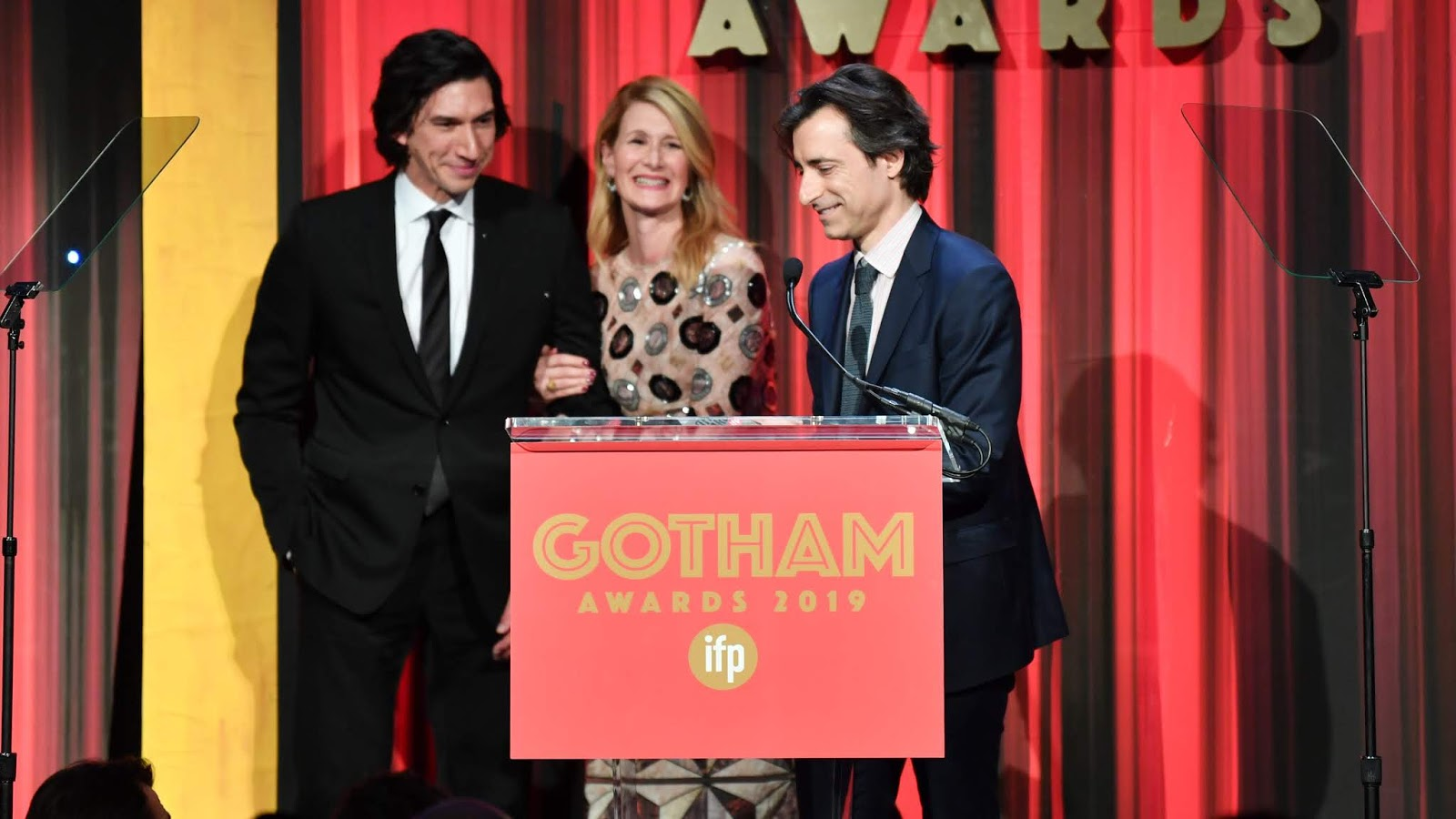 Foto de Vencedores do Prêmio GOTHAM AWARDS 2019