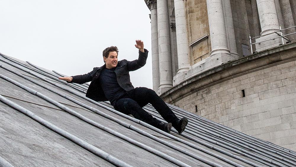 Foto de Paramount Anuncia Mais Dois Filmes de MISSÃO IMPOSSÍVEL de Tom Cruise