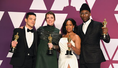 Foto de RETROSPECTIVA 2019 das Principais Premiações do Cinema e TV