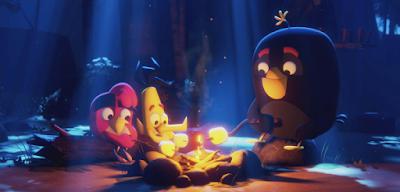 Foto de Série Animada de ANGRY BIRDS Foi Encomendada na Netflix