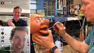 Foto de Como os Comediantes Estão se Adaptando para Entreter os Fãs Enquanto se Isolam