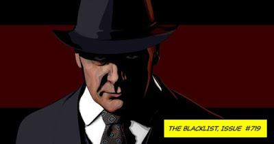 Foto de Final da 7ª Temporada de THE BLACKLIST Fará Metade Live action com Parte de Animação em Quadrinhos