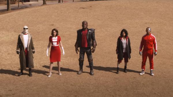Foto de RESUMO DAS NOTÍCIAS DA TV:  HBO Lançou o Trailer da Segunda Temporada de PATRULHA DO DESTINO