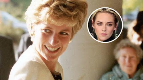 Photo of Kristen Stewart Interpretará a Princesa Diana em SPENCER, de Pablo Larrain