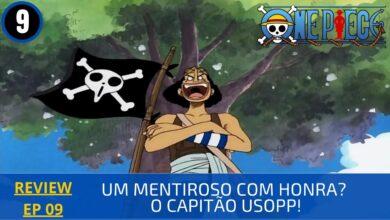 Foto de REVIEW: One Piece 1×09 – Um Mentiroso com Honra? O Capitão Usopp! (2000)