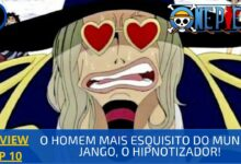 Photo of REVIEW: One Piece 1×10 – O Homem Mais Esquisito do Mundo! Jango, o Hipnotizador! (2000)