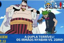 Photo of REVIEW: One Piece 1×13 – A Dupla Terrível! Os Irmãos Nyaban vs. Zoro! (2000)