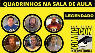 Photo of Os Painéis de Abertura da Comic-Con@Home 2020 Discutiu a Importância dos Quadrinhos na Educação