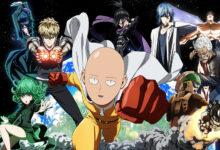 Foto de Filme em Desenvolvimento pela Sony Baseado na Série de Mangá ONE PUNCH MAN com Escritores de VENOM