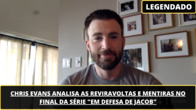"Photo of Chris Evans analisa as reviravoltas e mentiras no final da série ""EM DEFESA DE JACOB"""