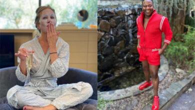 Foto de Os Melhores Looks no Tapete Vermelho Virtual do Emmy, de Pijama à Fashion